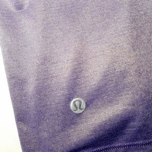 lululemon athletica Tops - LULULEMON Athletica Open back short sleeve
